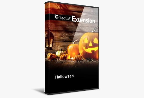 "Buy the ""Halloween"" extension"