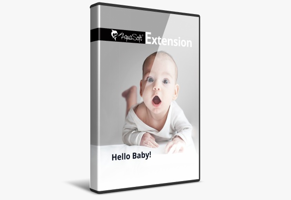 "Buy extension ""Hello Baby"""