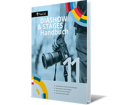 DiaShow 11 Handbuch bestellen