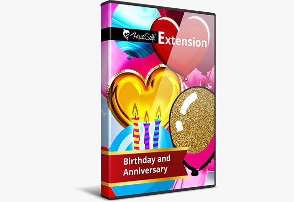 Buy extension package