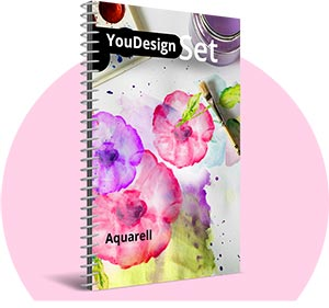 "YouDesign Set ""Aquarell"""