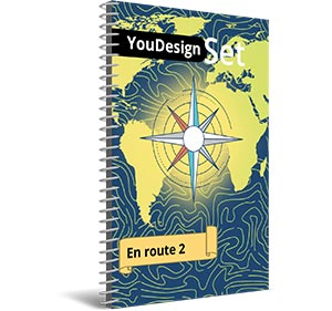 "YouDesign Set ""En route 2"""
