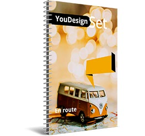 "YouDesign Set ""En route 1"""