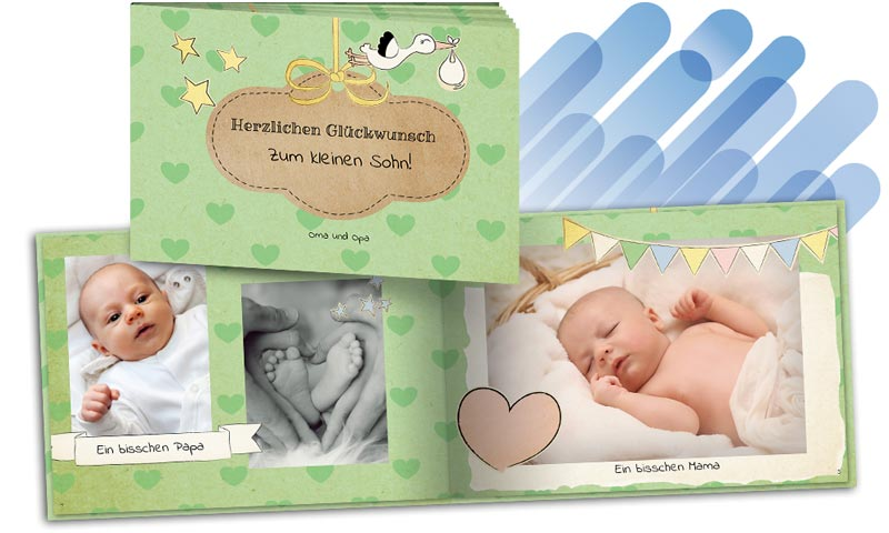 "YouDesign Set ""Hallo Baby"""