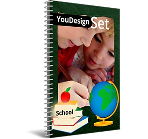 "YouDesign Set ""School"""