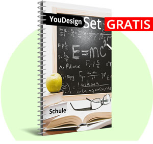 "YouDesign Set ""Schule"""