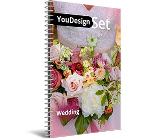 "YouDesign Set ""Wedding"""